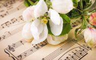 Notenspende für Gesangvereine